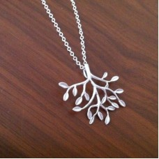 Tree Necklace - Modern Dainty
